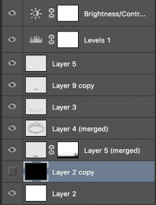 Product photography tutorial using layers in Photoshop