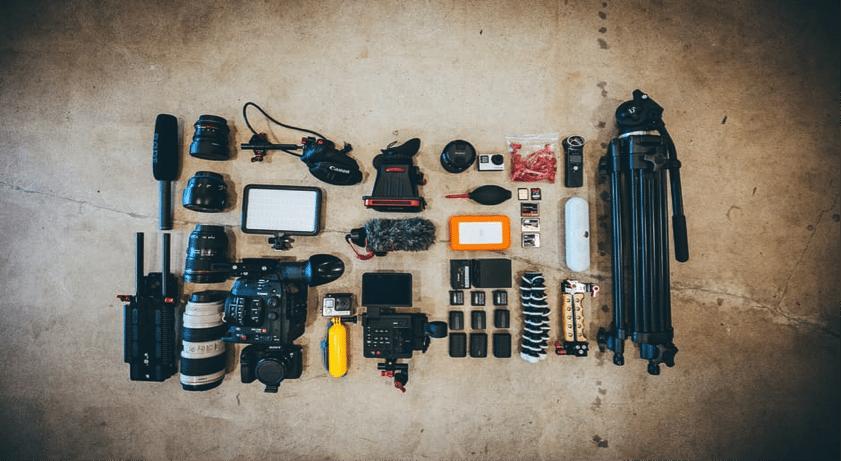 Basic photography tips in camera shake reduction