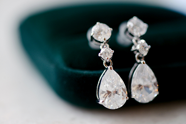 Earring photography