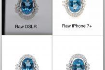 Jewelry photography: smartphone vs dslr / mirrorless