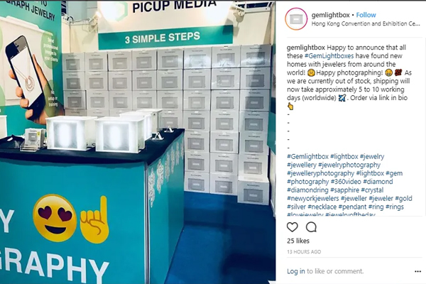 how to sell jewelry on instagram picup media
