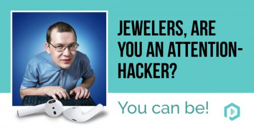 Attention hacker through jewelry videos - part 1