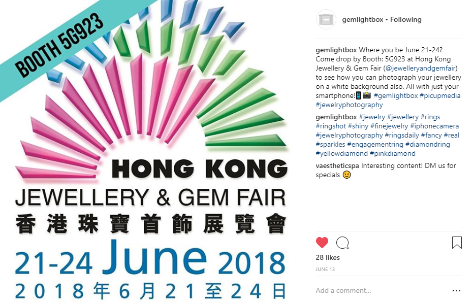 HK Jewellery & Gem Fair