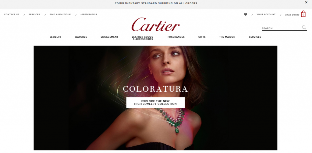 Tips for improving your jewelry website