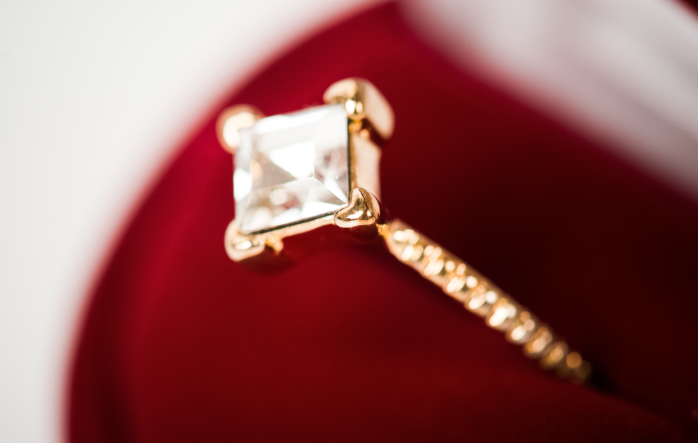 out of focus jewelry images