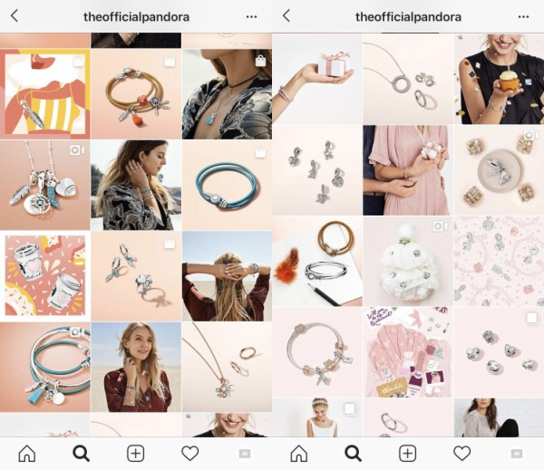 pick a jewelry background that resonates with your branding