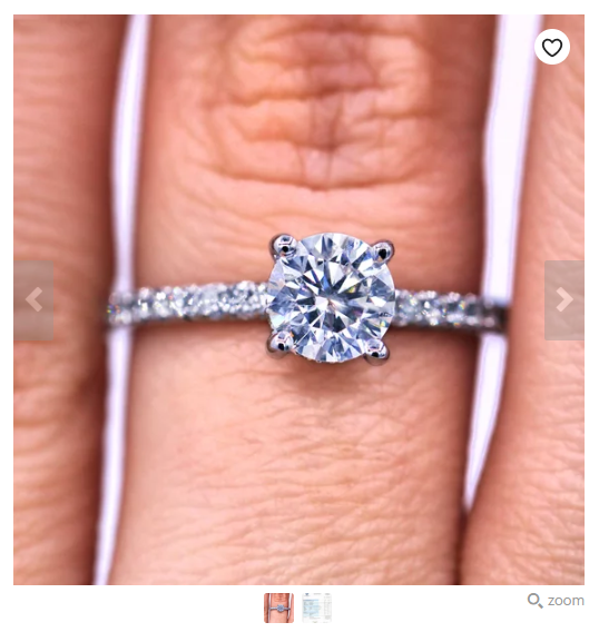not enough jewelry images for customers