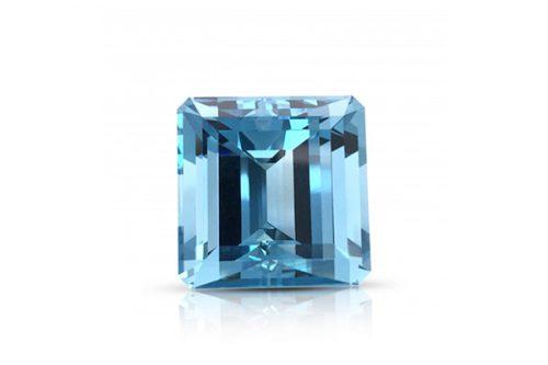 Blue acquamarine