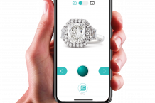 how to capture 360 jewelry videos with Gemlightbox