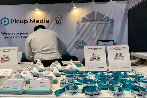 Picup Media Exhibition Recap - Hong Kong Jewellery & Gem Fair 2019