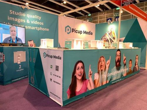 Picup Media at the Hong Kong Jewellery & Gem Fair 2019