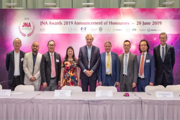 Picup Media as Honouree at the most prestigious JNA Awards