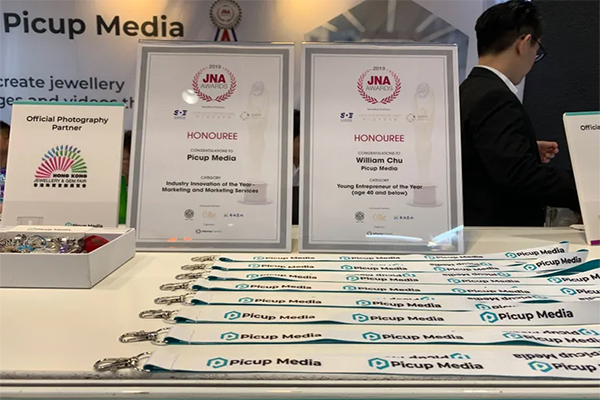 Picup Media selected as Honouree at the most coveted JNA Awards 2019