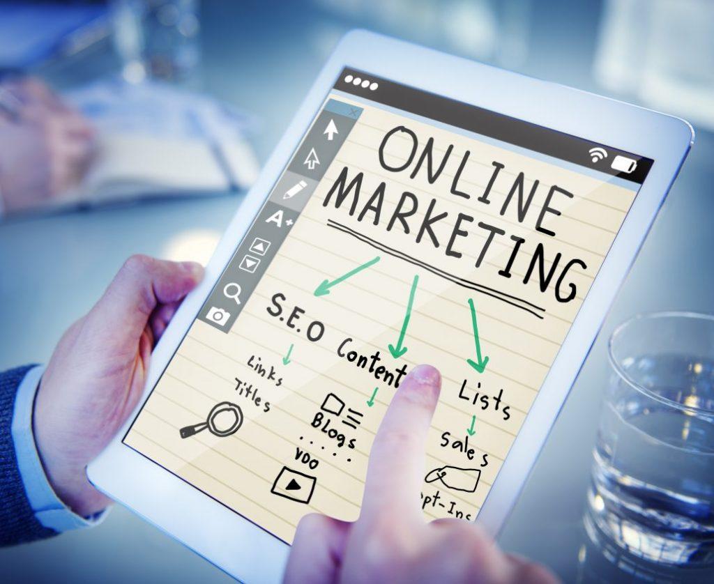 digital marketing strategies jewelry business