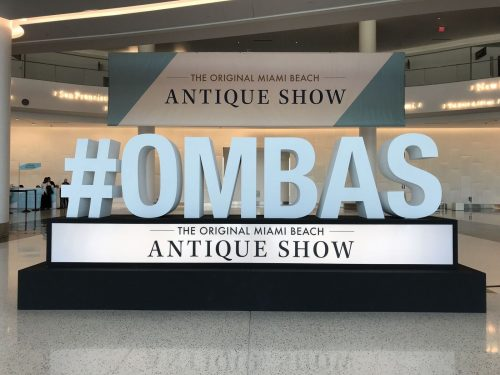 original miami beach antique show 2020 recap