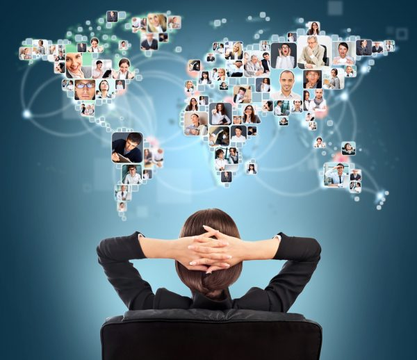Virtual networking opportunities