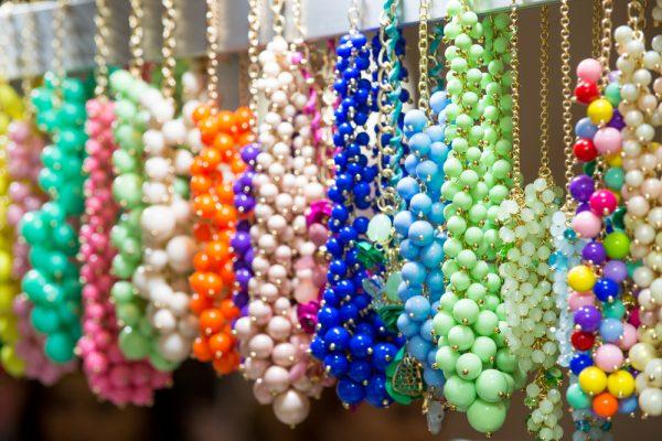 beaded jewelry trend 2021