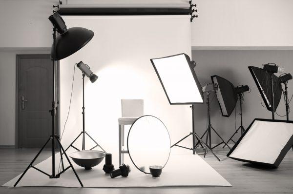 Create a soft lighting environment