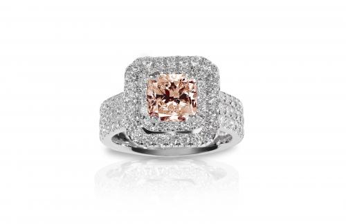 What is morganite, the popular diamond alternative