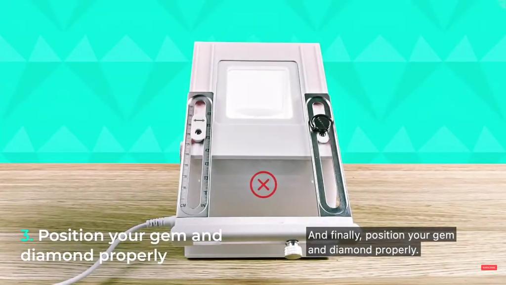 Power up the GemLightbox Macro