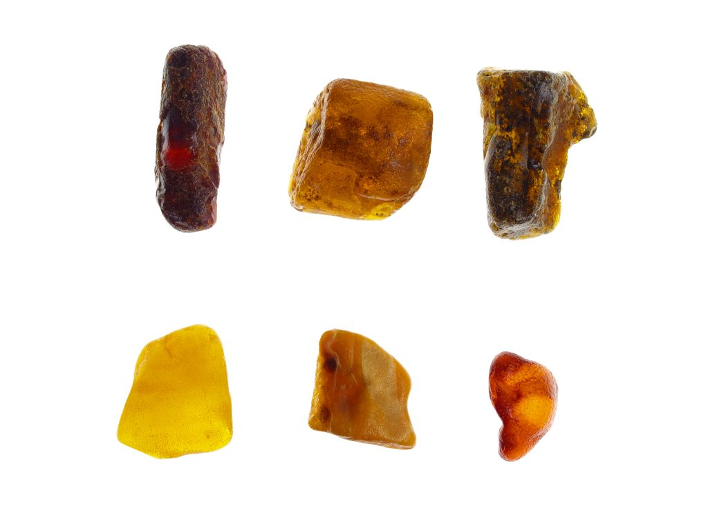 Amber quality factors