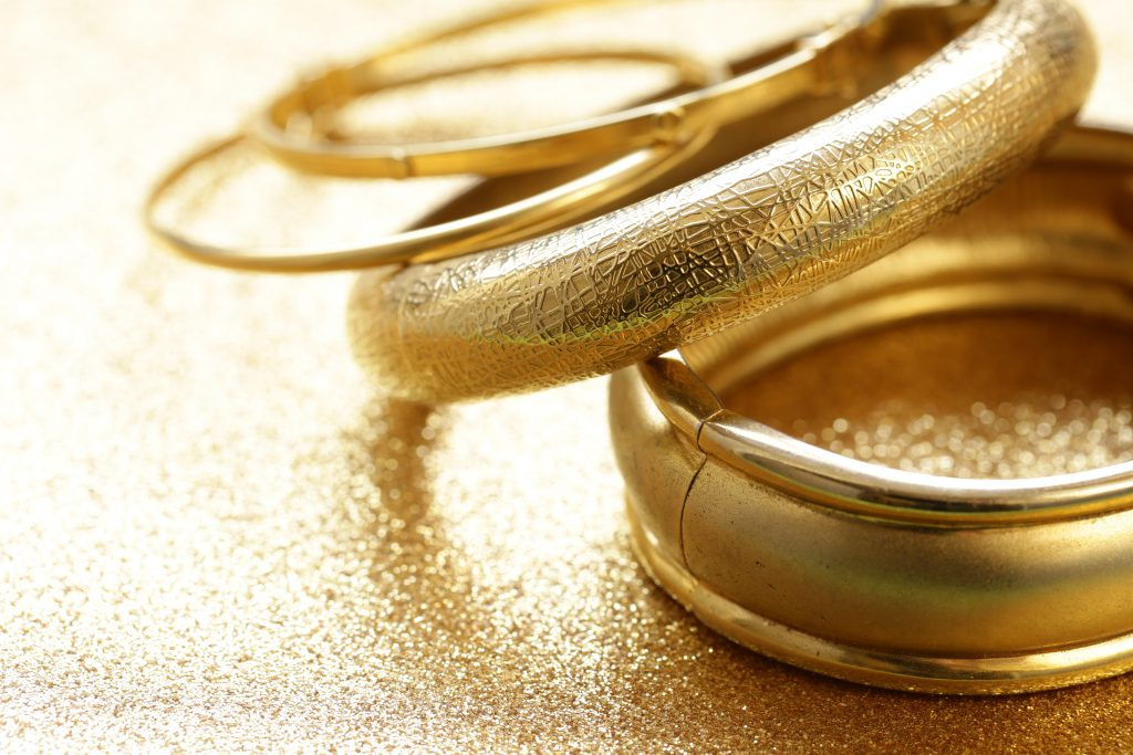 jewelry sales trends - rising demand for gold