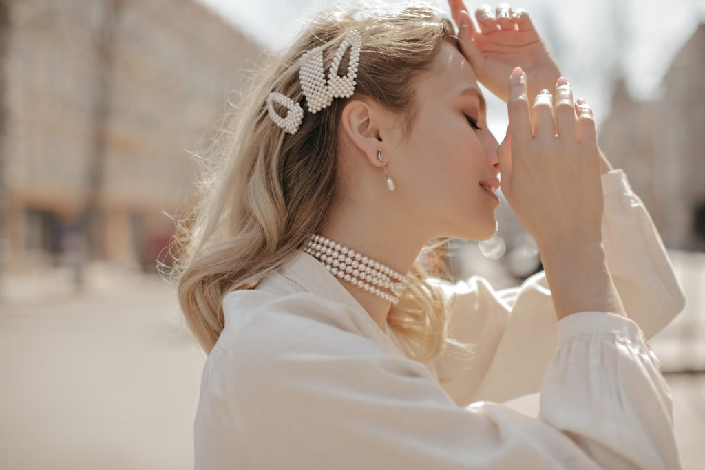 Holiday jewelry trends - pearls